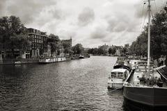 Amsterdam Immagine Stock Libera da Diritti