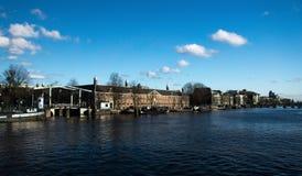 Amsterdam Arkivbilder