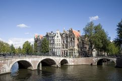 Amsterdam 3 Royalty Free Stock Images