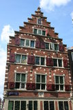 Amsterdam. A building in Amsterdam, The Netherlands Stock Photo