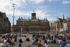 Amsterdam Obrazy Royalty Free