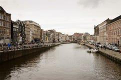 Amsterdam Royaltyfria Bilder