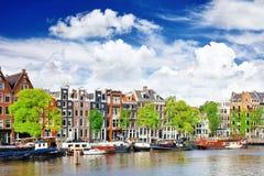 Amsterdam Royaltyfri Foto