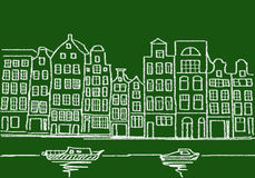 Amsterdam Zdjęcia Royalty Free