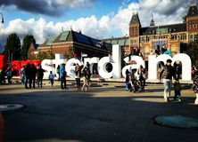 amsterdam Images stock