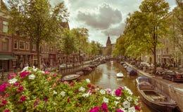 Amsterdam Royalty-vrije Stock Foto's