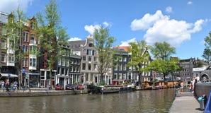 Amsterdam 2 Obrazy Royalty Free