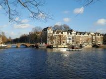Amsterdam Imágenes de archivo libres de regalías