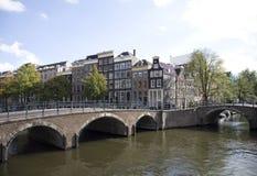 Amsterdam 7 Fotografie Stock