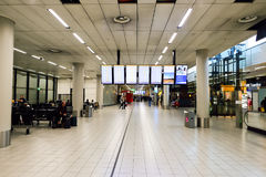 Amsterdam Airport Schiphol Royalty Free Stock Images