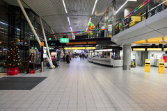 Amsterdam Airport Schiphol Stock Photography