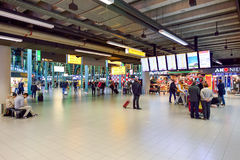 Amsterdam Airport Schiphol Royalty Free Stock Image