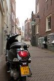 Amsterdam Alleyway zdjęcie royalty free