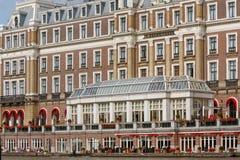 Amsterdam Amstel Hotel Royalty Free Stock Photo