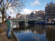 Amsterdam. Amterdam, the magic city for excellence Stock Photo