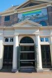 30 Amsterdam-april: Joodse Historische Museum hoofdingang op 30,2015 April, Nederland Stock Afbeeldingen