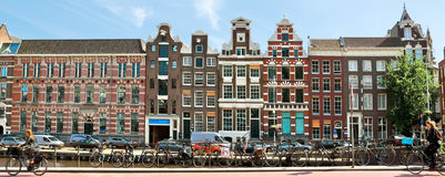 Amsterdam - Architecture of city Stock Photos