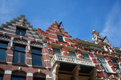 Amsterdam architecture Royalty Free Stock Photo
