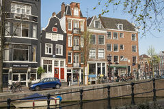 Amsterdam Architecture Royalty Free Stock Photos