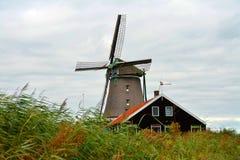 Amsterdam architektura Obrazy Royalty Free