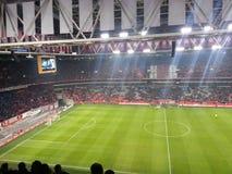 Amsterdam-Arena Lizenzfreie Stockfotos
