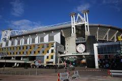 Amsterdam arena Arkivfoto