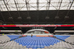 Amsterdam Arena Stock Photo