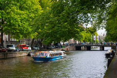 Amsterdam Royalty Free Stock Image