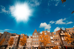Amsterdam. Royalty Free Stock Image