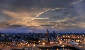 Amsterdam bajka Obraz Stock