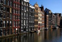 Amsterdam. A beautiful sight of Amsterdam Royalty Free Stock Photos