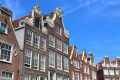 Amsterdam begijnhof Obrazy Royalty Free
