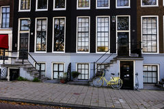 Amsterdam bike Royalty Free Stock Image