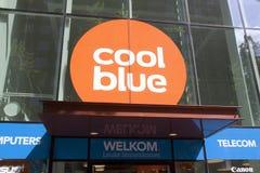 Amsterdam bleu frais Photos stock