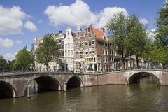 Amsterdam Bridges Stock Photos