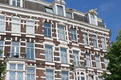 Amsterdam building architecture Royalty Free Stock Image