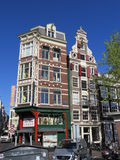 Amsterdam Building Royalty Free Stock Image