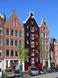 Amsterdam Building Royalty Free Stock Images