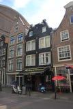 Amsterdam cafe Royalty Free Stock Photos
