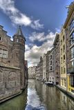 Amsterdam Camal Royalty Free Stock Photography
