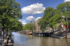 Free Amsterdam Canal Stock Photo - 15944510