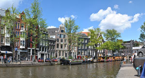 Amsterdam 2 Royalty Free Stock Images