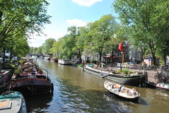 Amsterdam 6 Royalty Free Stock Photography