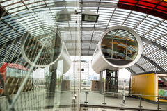 Amsterdam centraal railway station Royalty Free Stock Photography