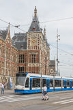 Amsterdam Central Station Stock Photography