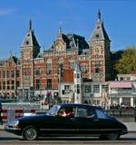 Amsterdam centrali stacja Zdjęcie Stock