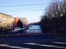 Amsterdam-Centrum Royalty Free Stock Image