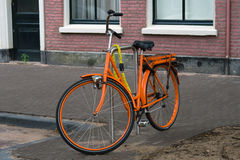 Amsterdam City Holland Bike Royalty Free Stock Photos