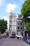 Amsterdam, cityscape Royalty Free Stock Photography