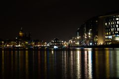 Amsterdam cityscape stock images